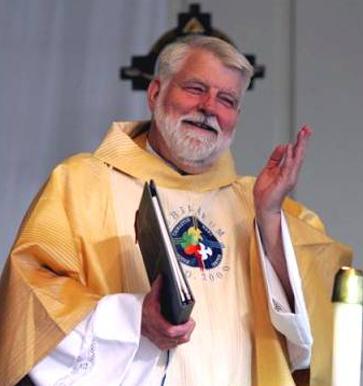 Fr. Joe Lackner, S.M.