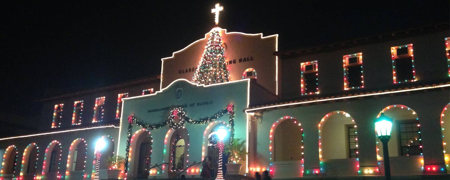 The Lights Before Christmas.Twas The Light Before Christmas Campus Ministry