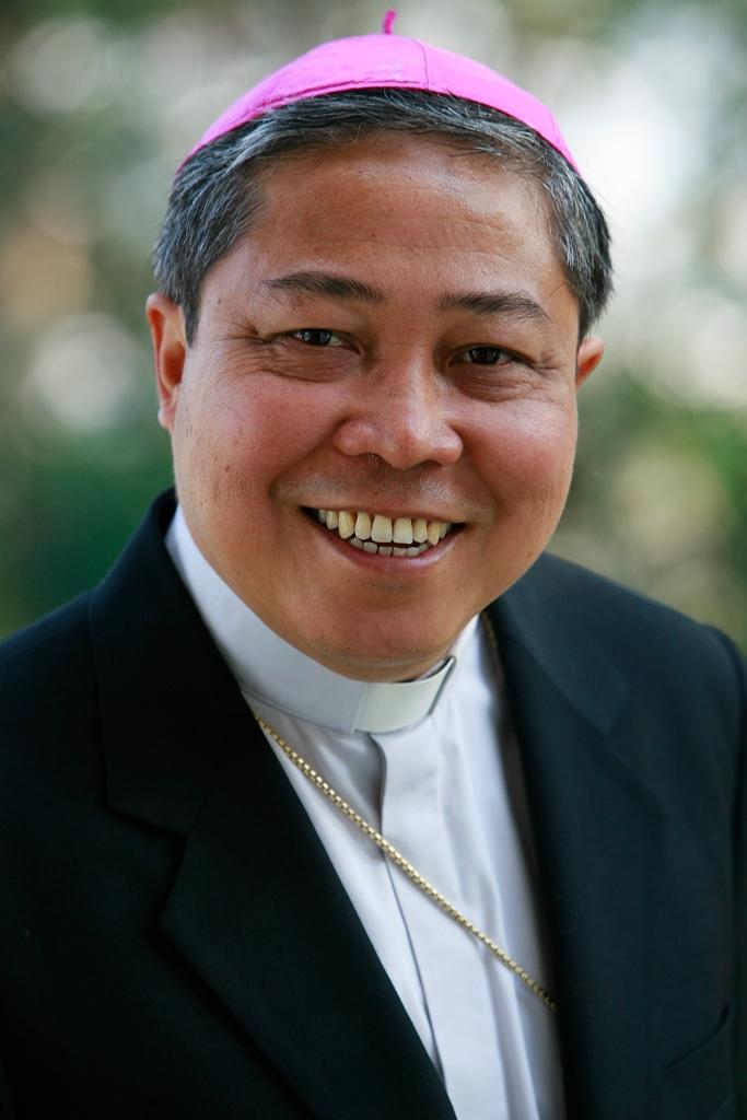 Archbishop Benardito Auza